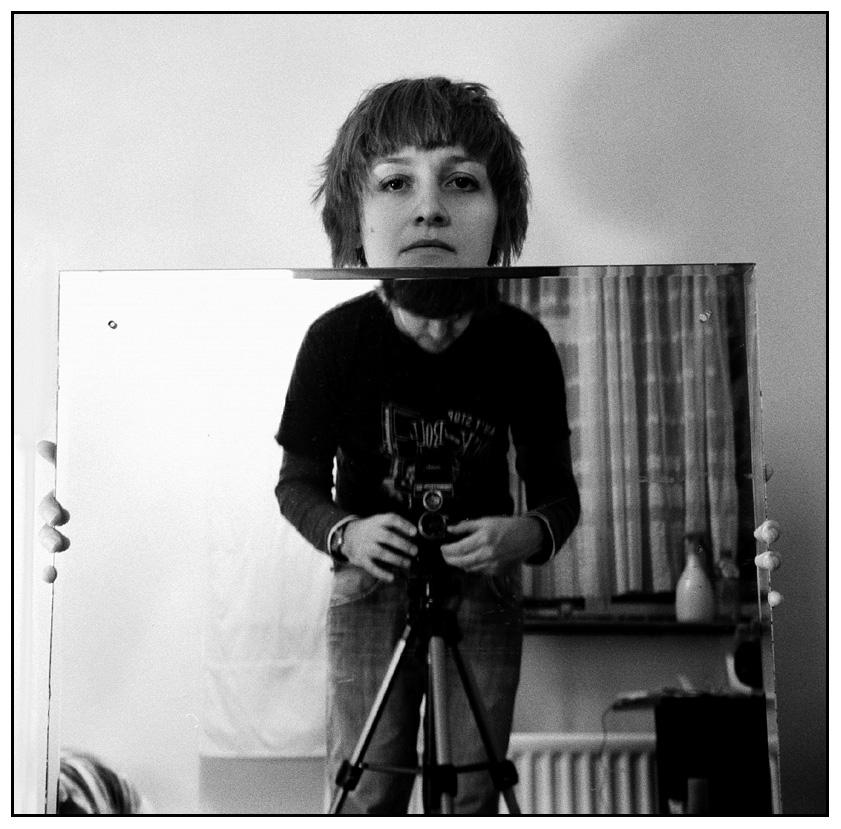 not self portrait by lightdrafter