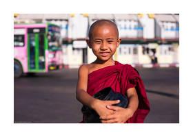 little monk by jrockar