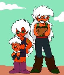 Jeice's Parents by W-Ds