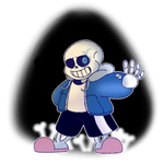 Drawtober Day 18: Yet another skeleton