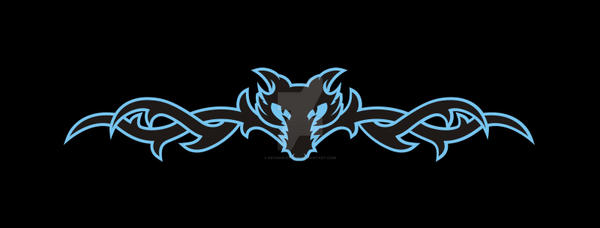 Logo wolph wear barbed wire by kevang studio on deviantart