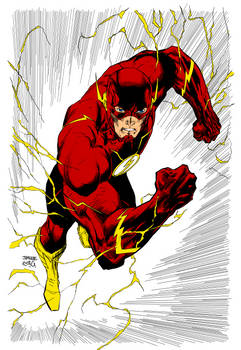 The Flash - Flats 1