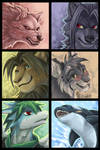 Style practice--avatars 2