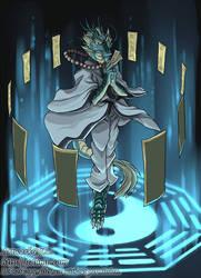 YinYang magical ring by J-C