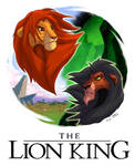 The lion king t-shirt pic
