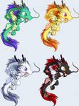 Chinese dragon pet