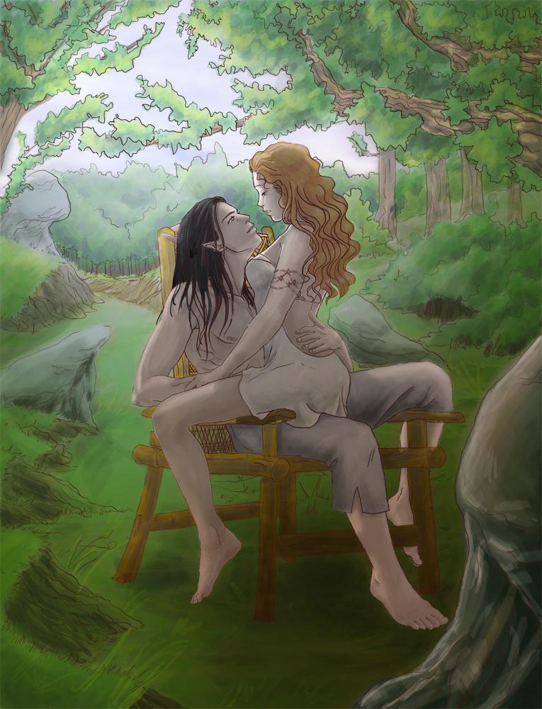 Secret garden-final by Khyl