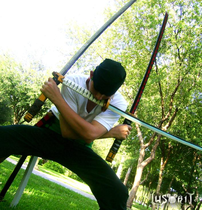 Qui es ce ? Cosplay_Zoro_one_piece_by_Lusorita