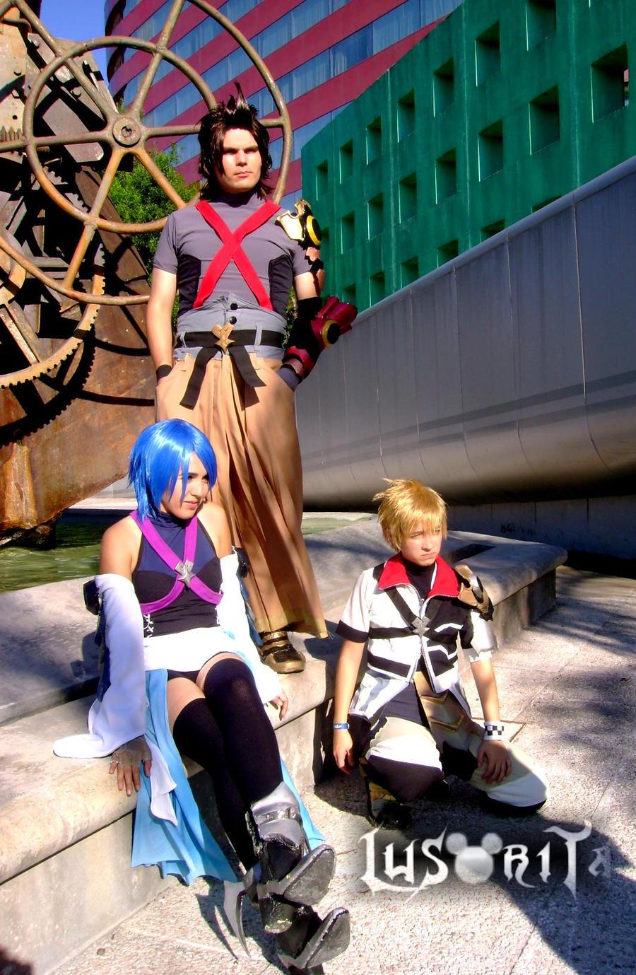 Terra Cosplay Kingdom Hearts 56589 Enews