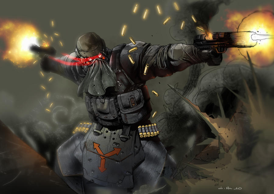 Hellghast_by_CreatureBoy colo by easycheuvreuille