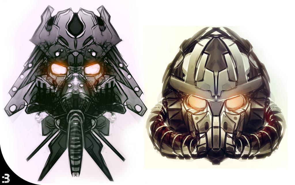 killzone helmet