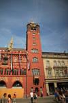 mairie de bale en suisse