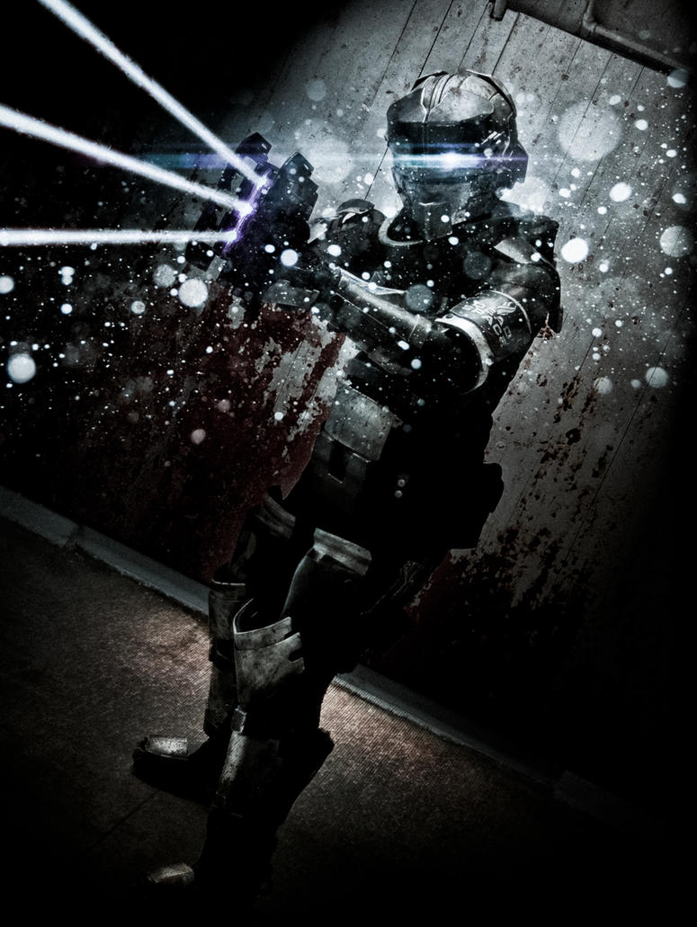 dead space 2 cosplay 2 by easycheuvreuille