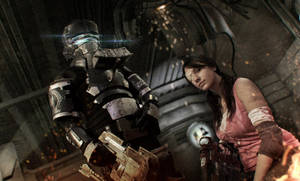 dead space 2 cosplay 11