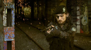 big boss cosplay 2
