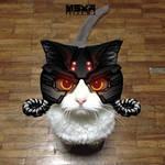 Helghast cat