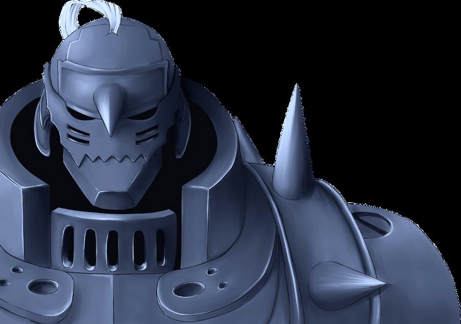 Alphonse - Full Metal Alchemist(Render) by Cyph1n on ...