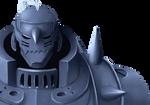 Alphonse - Full Metal Alchemist(Render)