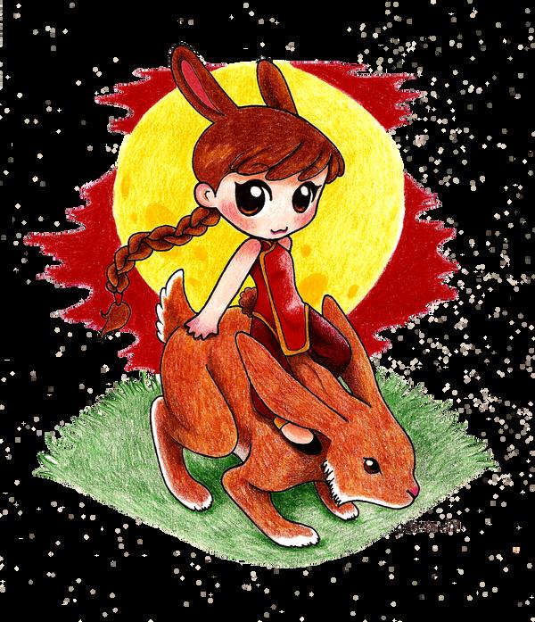 Rabbit 2011 by tinyclayforest