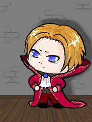 But i really AM a Vampire by EverybodyLovesLlamas