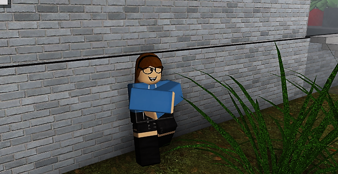 Being Edgy in ROBLOX by NaTabhairSuas