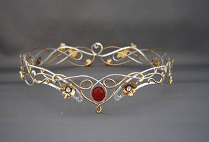 Headpiece for Born of Hope by ElnaraNiall