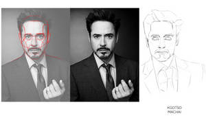 Portrait Study 38