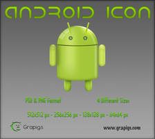 Android Robot by Grapigs