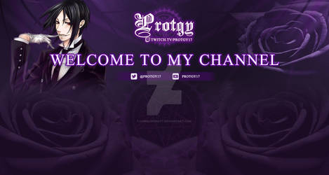 PROTGY17 - TWITCH BANNER