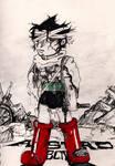 astro boy sketch
