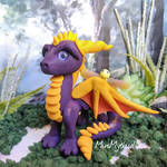 Spryo the Dragon and Sparks