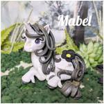 Mabel the Glitter Unicorn