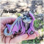 Brillar the Dragon Unicorn