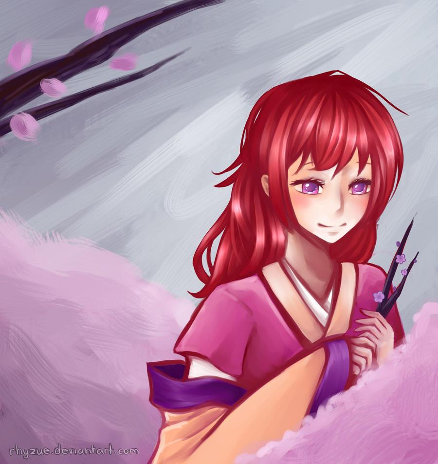 Yona of the Dawn by Rhyzue