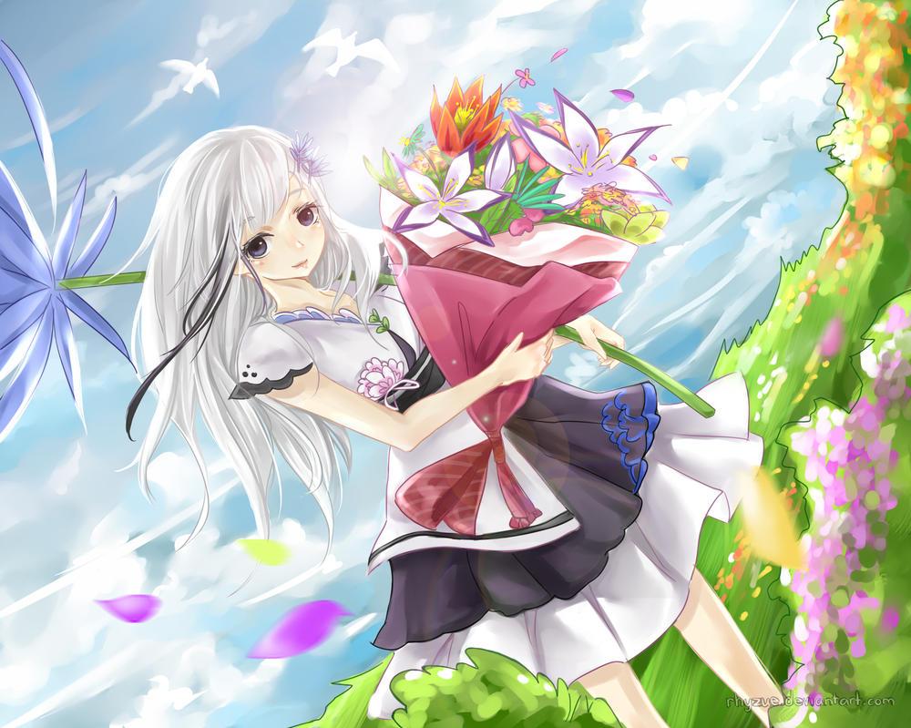 Spring by Rhyzue