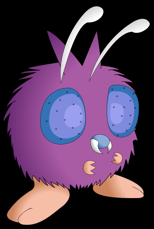 Pokemon Shiny Venonat Images