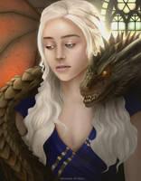 Khaleesi by Johanna-Puukila