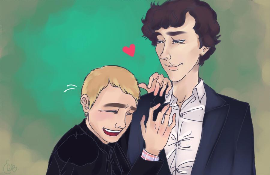 I'm glad I amuse you, John by applejaxshii