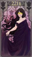 Purple Sheet of Sex