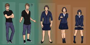 TG TF Japanese Schoolgirl