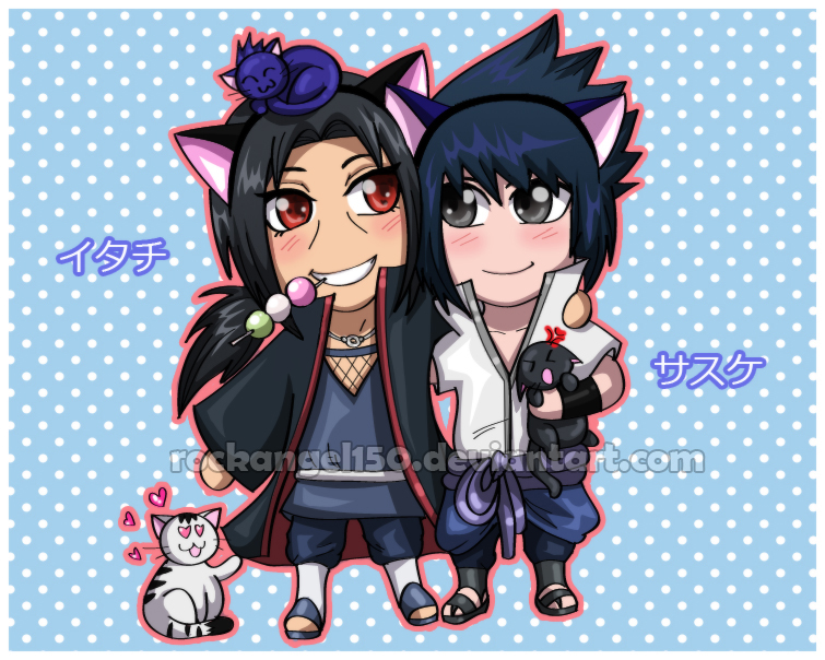 Itachi And Sasuke Chibi | www.imgkid.com - The Image Kid ...