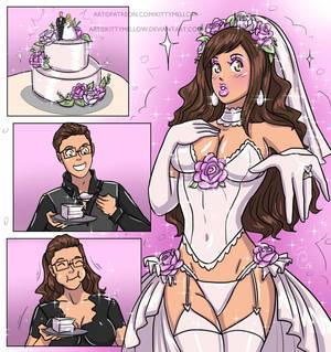Wedding Cake TG