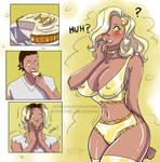 banana cream pie tg