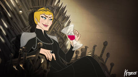 Queen Cersei by Kristele