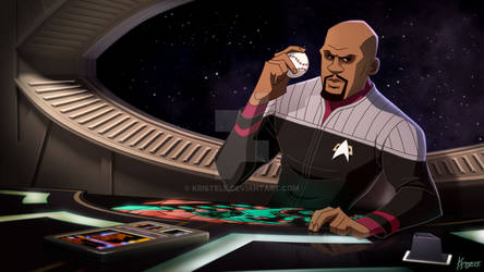 Sisko's Office