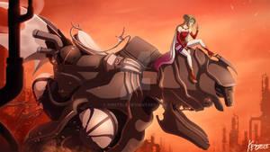 Slave-Crowned Terra - Final Fantasy CDC