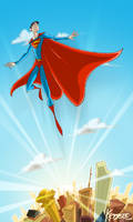 Superman Returns by Kristele