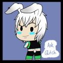 Glitch Folder Button by MissSnowBell