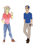 Shirley and River (Revamp)