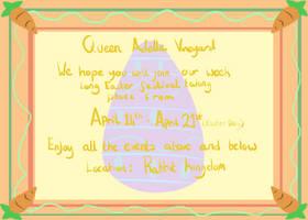 Royal Invite by RGSnowBellz
